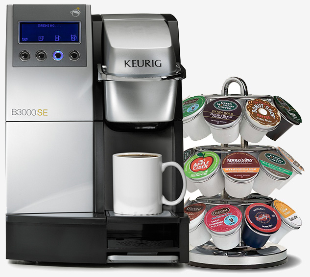Keurig single cup brewer
